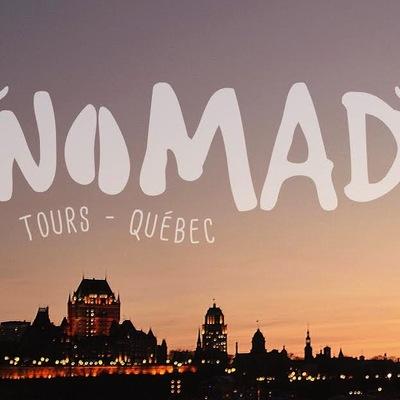 Nomad Tours Québec-Circuit guidé