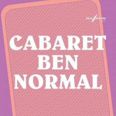 Cabaret ben normal
