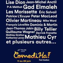 ComediHa! Fest-Québec 2015