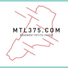 MTL375 Rosemont Petite-Patrie