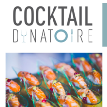 Cocktail dinatoire de la Fondation Saumon