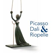 Picasso, Dali & Riopelle
