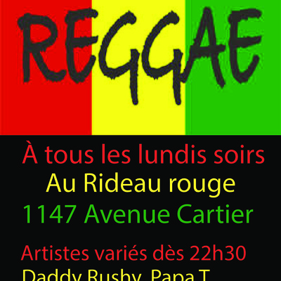Soirée Reggae
