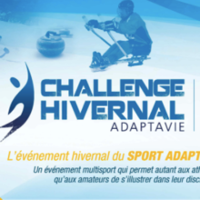 Challenge hivernal Adaptavie
