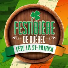 Festibière fête la St-Patrick