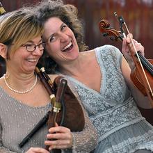 Soirée violon, vents et traditions avec le Duo Guay-Arcand