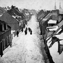 Exposition « Un siècle de neige en photos »