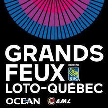 Grands Feux Loto-Québec 2017