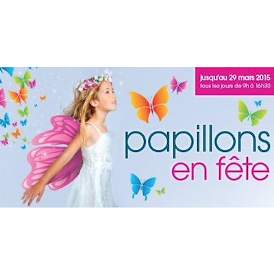 Papillons en f te 2015 v nement v nements et for Papillon centre jardin hamel 2016
