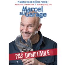 Marcel au garage