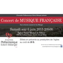 Concert de musique française