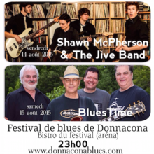 Shawn McPherson & The Jive Band
