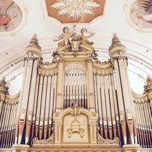 Frédéric Deschamps, organiste
