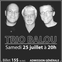 Trio Balou