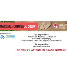 Marche et Course du Cœur 2015