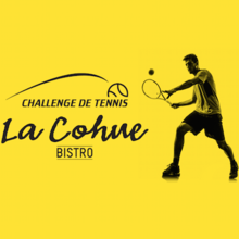 Challenge de tennis Bistro La Cohue