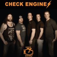 Check Engines Cover Band au Cluster de Lévis!