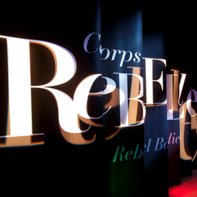 Exposition : Corps Rebelles